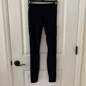LULULEMON | Speed Up Tight (Tech Fleece)